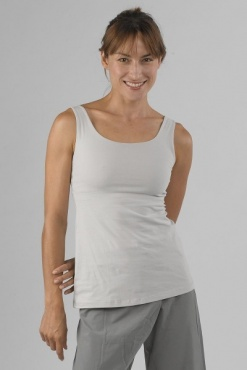 Squared Top - Soft Grey