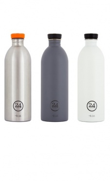 24Bottles Urban 1 Ltr - Steel
