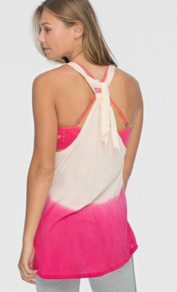 Up Dog Bamboo Cup Bra - Mexican Pink - 2
