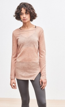 Filippa K Sheer Warm Up Top
