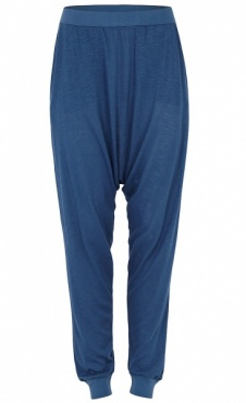 Harem Pants - Terminate Blue