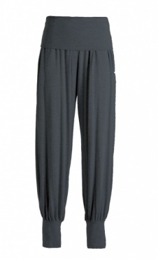 Yoga Harem Pants - Dark Misty