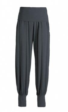 Yoga Harem Pants - Dark Misty
