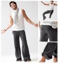 Mens Akasha Pants - Slate - 2