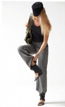 Akasha Pants - Slate