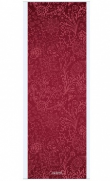 Combo Yoga Mat Hot Red