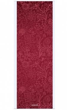 Combo Yoga Mat - Hot Red