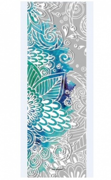 Combo Yoga Mat Ice Folly