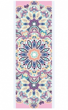 Combo Yoga Mat - 1000-1 Nights