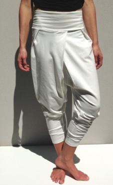 Kyko Yoga Pants - Ivory