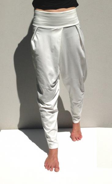 Kyko Yoga Pants - Ivory - 1