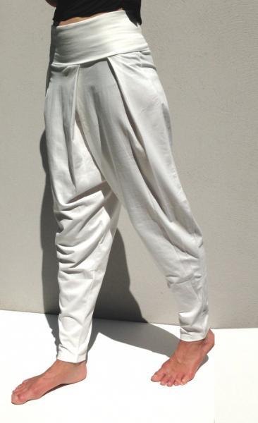 Kyko Yoga Pants - Ivory - 2