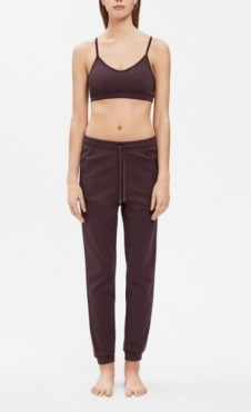 Filippa K Shiny Track Pants - Raisin