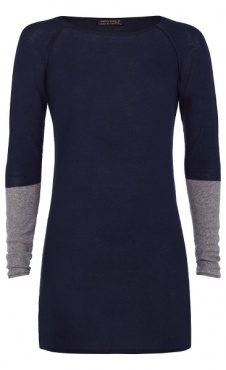 Yin Sweater - Blackblue