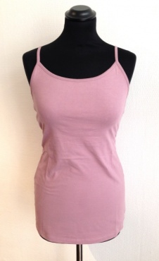 Yoga & Dance Tank - Blush Pink