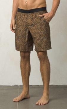 Prana Mojo Shorts - Bronze Arrowhead