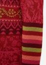 Arabesque Long Cardigan - Red - 2