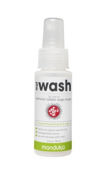 Manduka Mat Wash Rubber Mats 60 ml - Lemongrass