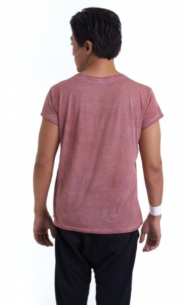Air Mens Yoga Shirt - Pigment wash - 1