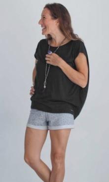 Sunny Shirt - Black