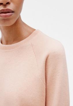 Filippa K Doubleface Knit Sweater