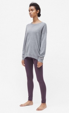 Filippa K Yoga Leggings - Raisin