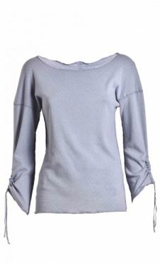 Adjustable Longsleeve Shirt - Lilac