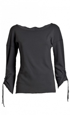Adjustable Longsleeve Shirt - Graphite