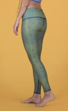 tEEKI Marry Me Leggings Green