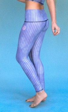 e282a964bb5711 Be Active Leggings - Rainforest - Women - Yoga Specials