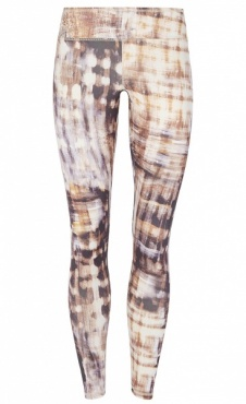 Bamboo Forest Printed Yoga Legging
