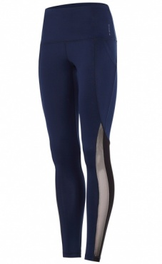 High Waist Active Legging - Midnight