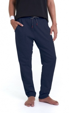 Par Mens Yoga Pants - Navy Blue