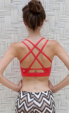 Fitek Yoga Bralet - Fiesta