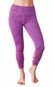 Manduka Cross Back Crop - Orchid