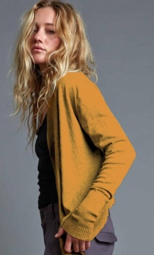 Ren Cardigan - Temple Gold