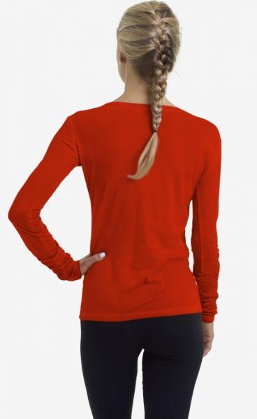 LL Shirt - Coral - 1