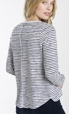 Shirts for Life Stripe Longsleeve