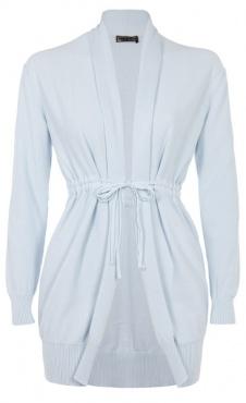 Kimono Vest Lichtblauw