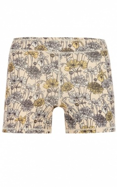 Paris Ballroom Yoga Shorts