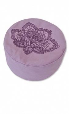 Meditatiekussen Lotus - Violet