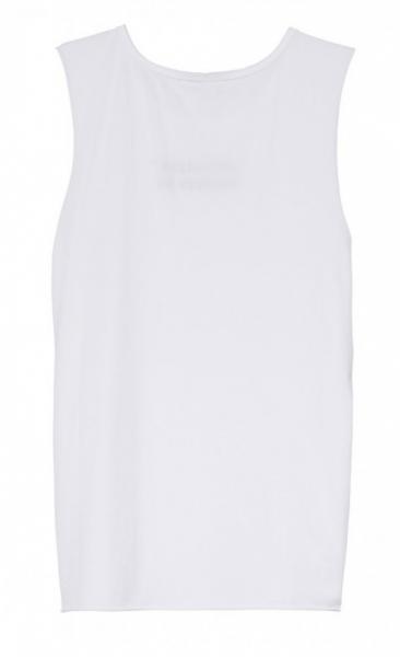 10Days Sleeveless Top - White - 1