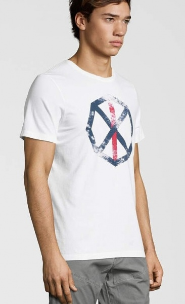 Shirts for Life Logo T Mens