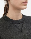 Filippa K Lurex Knit Sweatshirt - 2