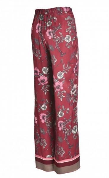 Floral Lounge Pants - 1