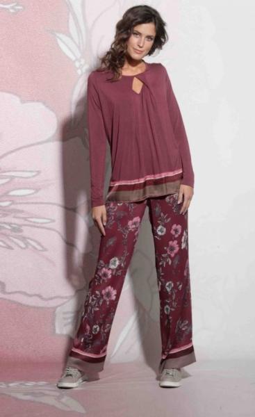 Floral Lounge Pants - 2