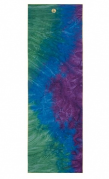 Peacock Manduka Yoga Towel