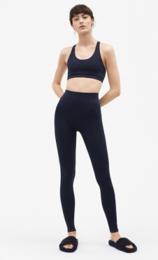 Filippa K Seamless Compression Leggings - Nightsky