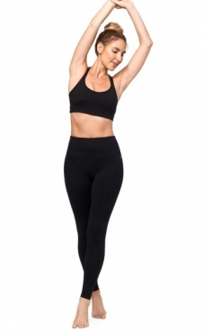 Manduka Essential Legging Black Jersey