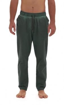 Par Mens Yoga Pants - Green Wash